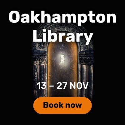 Okehampton Library