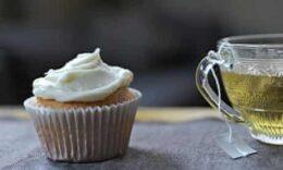 Camomile And Tea Cupcakes