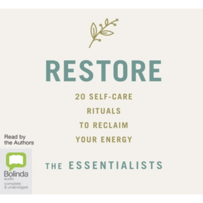 Restore by Shannah Kennedy and Lyndall Mitchell