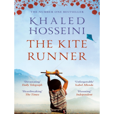 The Kite Runner by Khaled Hosseini by