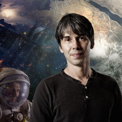 Brian Cox talks about space (ages 12-13)