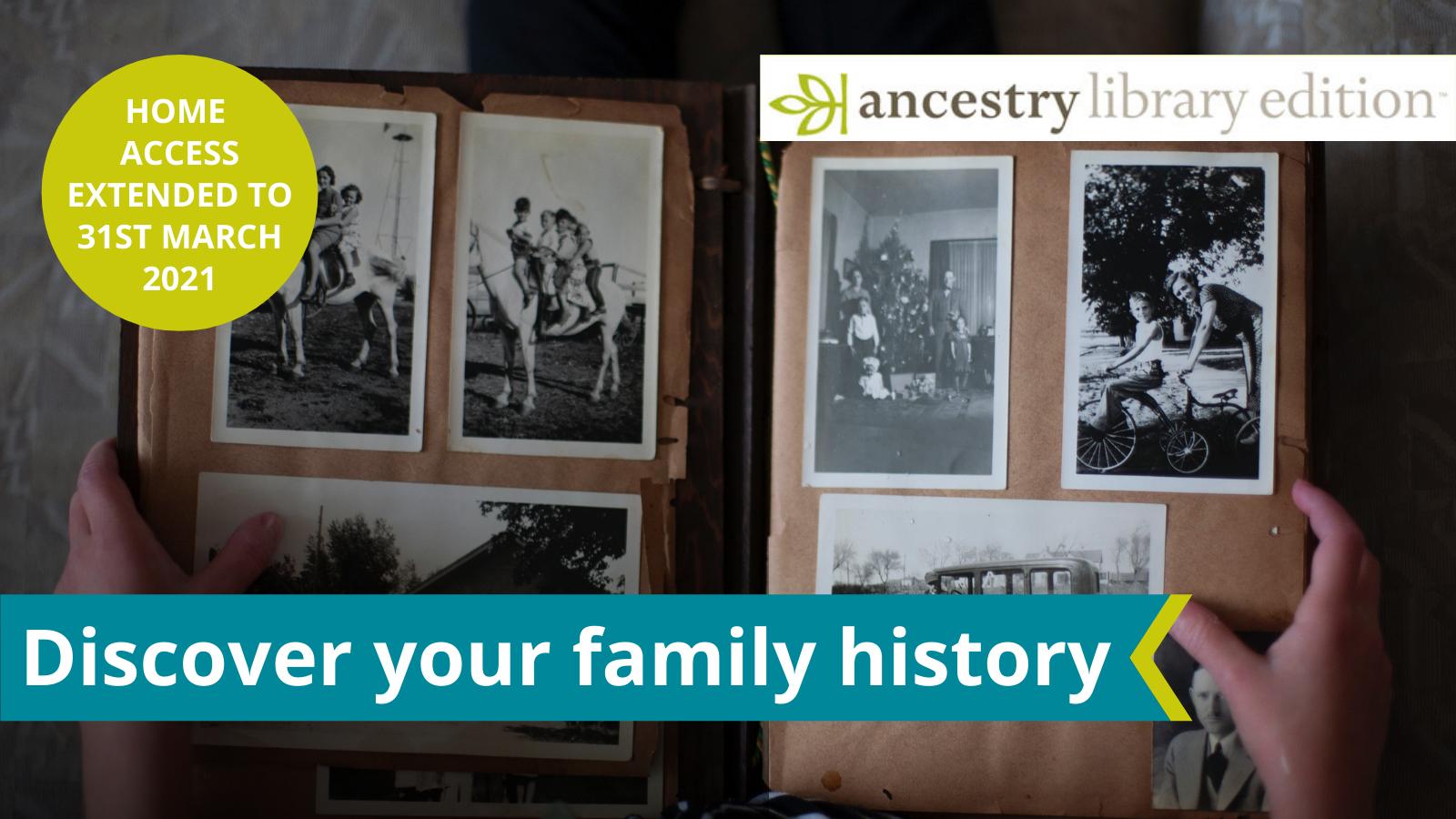 Ancestry Online
